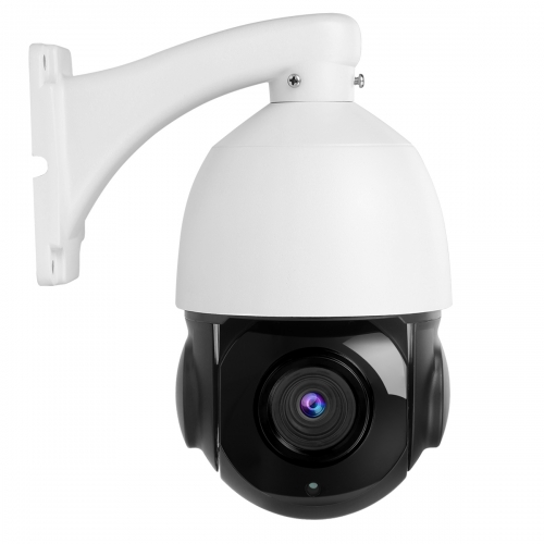 Anpviz 5.0MP POE IP High Speed PTZ Outdoor Security Camera, 20x Optical Zoom HD 5.0 megapixel ONVIF Night Vision up to 800ft (AZ-IPZ45530E)